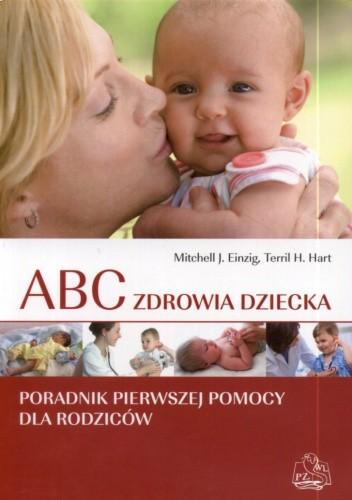 Okładka książki ABC zdrowia dziecka