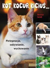Okładka książki Kot, kocur, kiciuś...