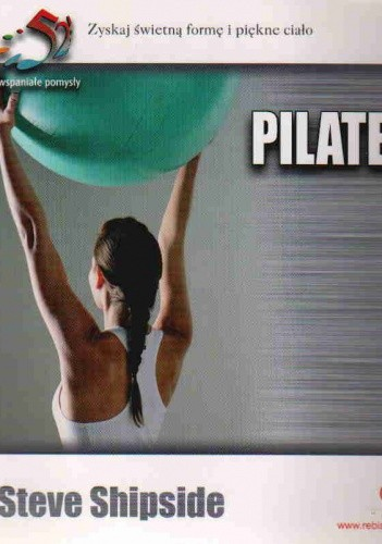 Okładka książki Pilates