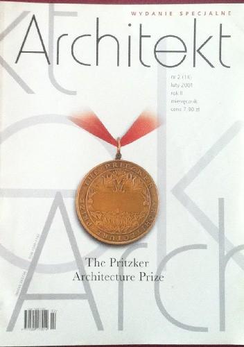 Okładka książki Architekt nr 2 (14) luty 2001