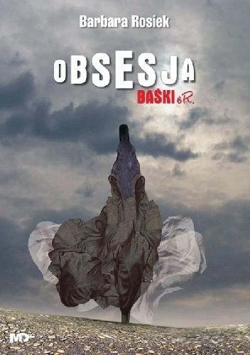 Okładka książki Obsesja Baśki eR.