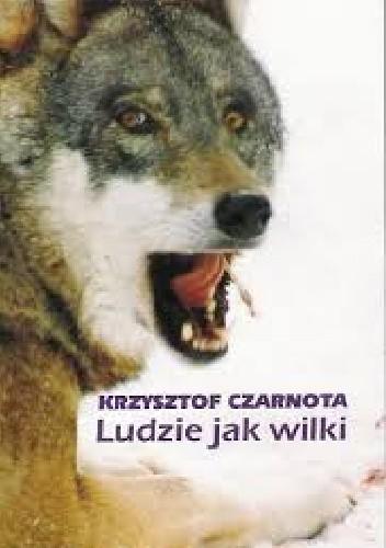 Okładka książki Ludzie jak wilki