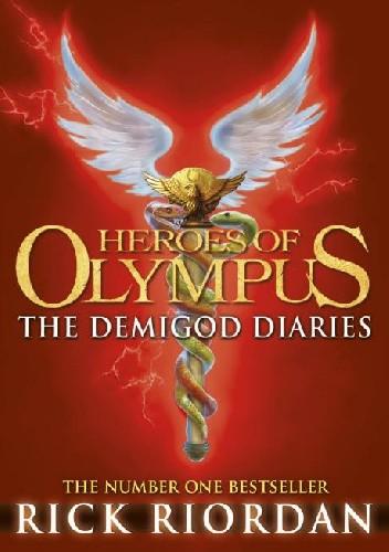 Okładka książki The Demigod Diaries