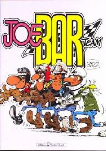 Okładka książki Joe Bar. Team
