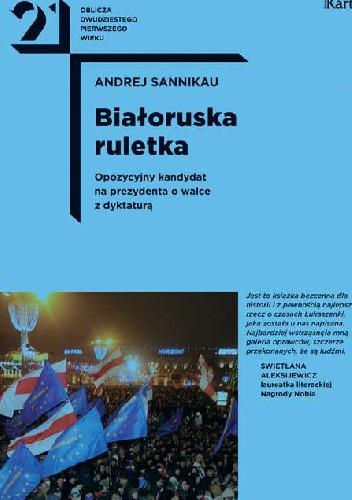 Okładka książki Białoruska ruletka