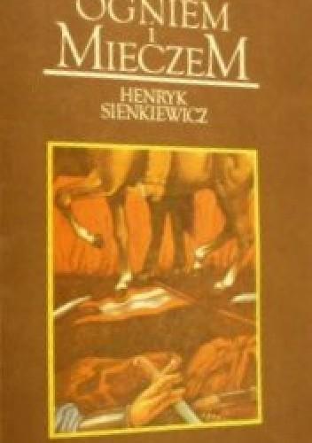 Okładka książki Ogniem i mieczem, tom II