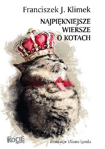 Okładka książki Najpiękniejsze wiersze o kotach