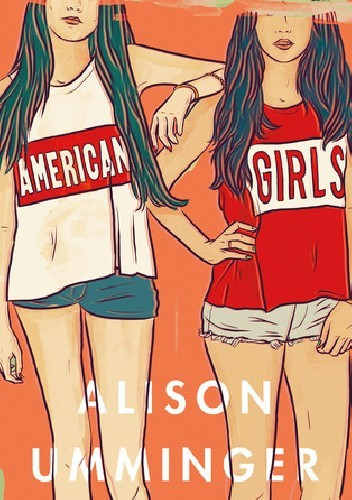 Okładka książki American Girls