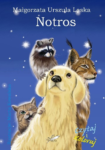 Okładka książki Notros