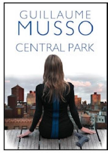 Okładka książki Central Park