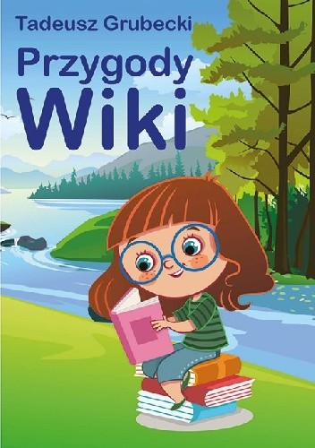Okładka książki Przygody Wiki