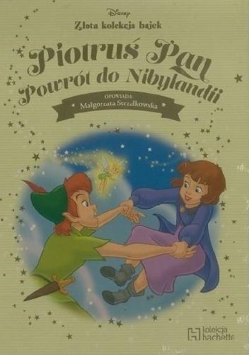 Okładka książki Piotruś Pan. Powrót do Nibylandii