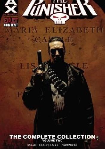 Okładka książki Punisher Max: The Complete Collection, Vol. 2