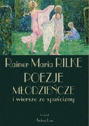 Okładka książki Poezje młodzieńcze i wiersze ze spuścizny