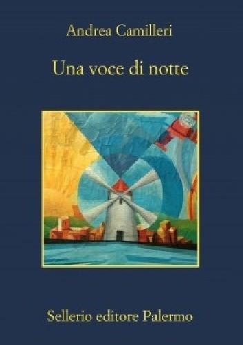 Okładka książki Una voce di notte