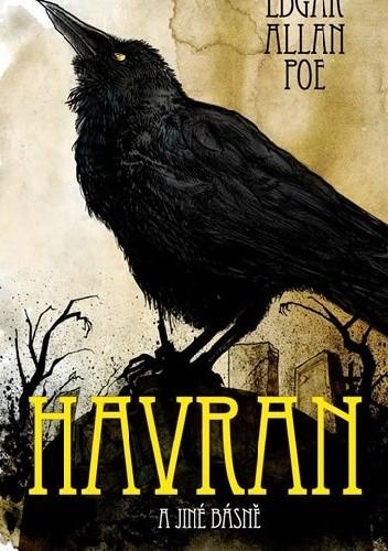 Okładka książki Havran