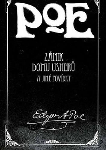 Okładka książki Zánik domu Usherů a jiné povídky