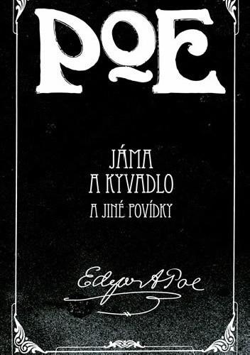 Okładka książki Jáma a kyvadlo a jiné povídky