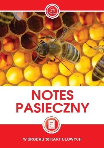 Okładka książki Notes pasieczny