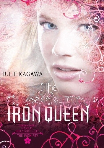 Okładka książki Żelazna królowa
