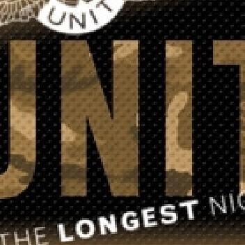 Okładka książki UNIT: The Longest Night