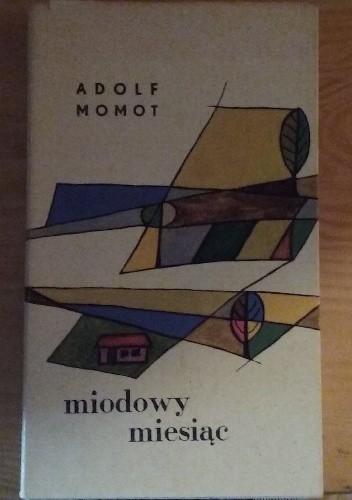 Okładka książki Miodowy miesiąc