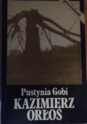 Okładka książki Pustynia Gobi