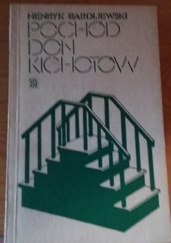 Okładka książki Pochód Don Kichotów