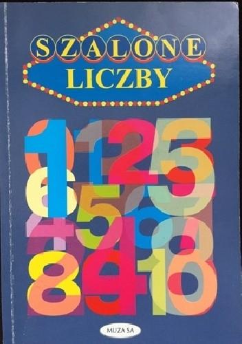 Okładka książki Szalone liczby