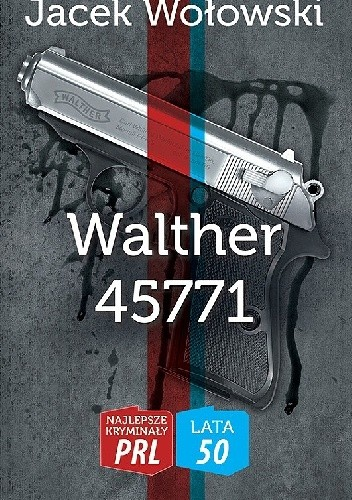 Okładka książki Walther 45771