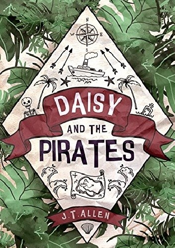 Okładka książki Daisy and the Pirates