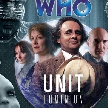 Okładka książki Doctor Who - UNIT: Dominion