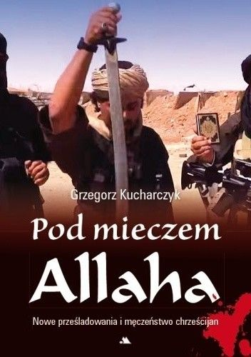 Okładka książki Pod mieczem Allaha