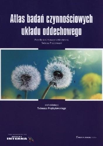 Okładka książki Atlas badań czynnościowych układu oddechowego