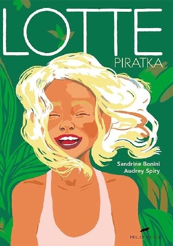 Okładka książki Lotte piratka