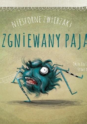 Okładka książki Rozgniewany pająk