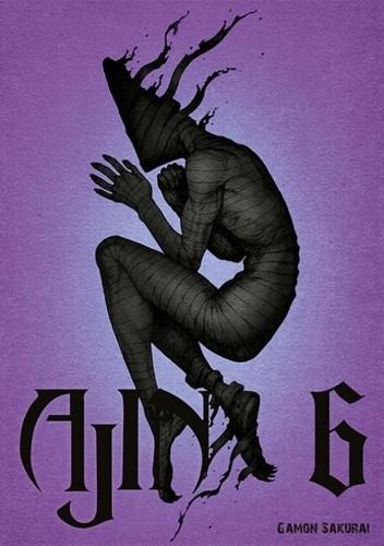 Okładka książki Ajin 6