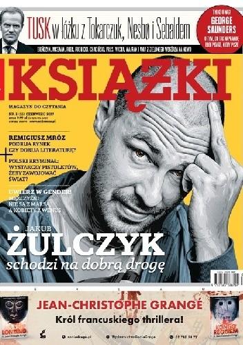 Okładka książki Książki. Magazyn do czytania, nr 2 (25), Czerwiec 2017