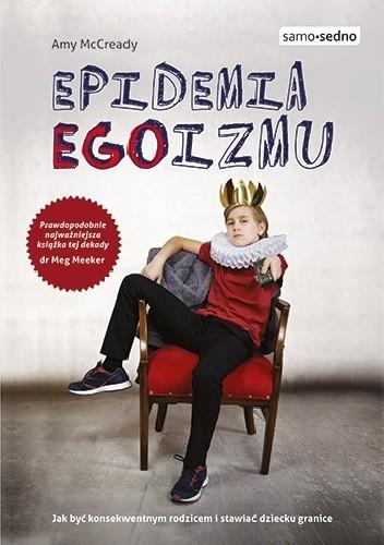 Okładka książki Epidemia EGOizmu