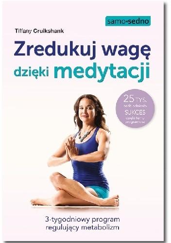 Okładka książki Zredukuj wagę dzięki medytacji