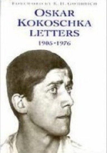 Okładka książki Oskar Kokoschka Letters 1905 - 1976
