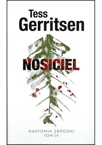 Okładka książki Nosiciel