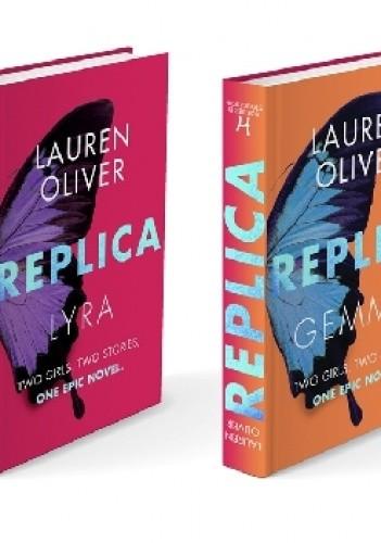 Okładka książki Replica