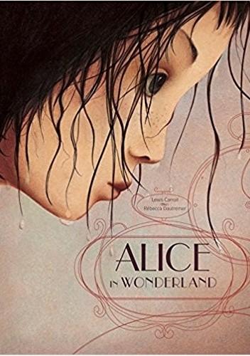 Okładka książki Alice in Wonderland