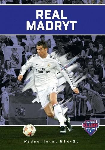 Okładka książki Real Madryt