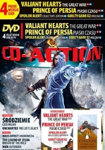 Okładka książki CD-Action 05/2017