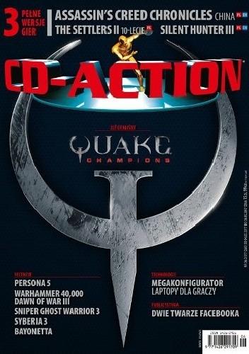 Okładka książki CD-Action 06/2017