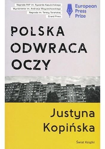 Okładka książki Polska odwraca oczy