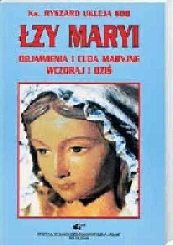 Okładka książki Łzy Maryi