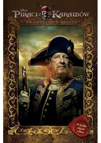Okładka książki Piraci z Karaibów: Na nieznanych wodach